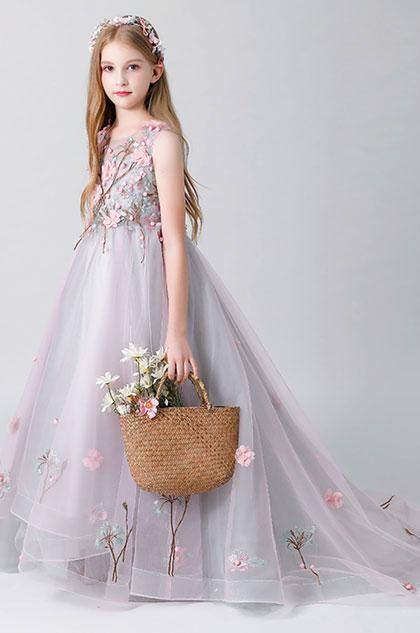 eDressit Princess Sleeveless Children Wedding Flower Girl Dress (27204706)