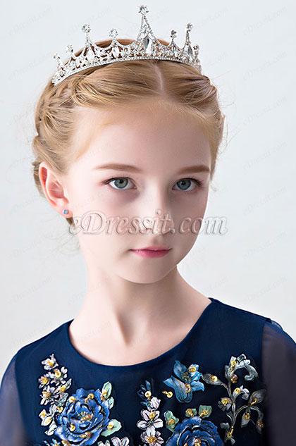 eDressit Pearl Crown Girl Headwear Hair Hoop (13191729)