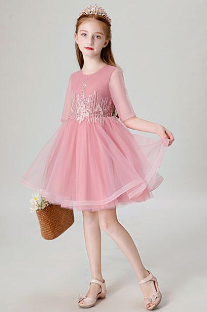 eDressit Lovely Tulle Wedding Flower Girl Dress (28202301)