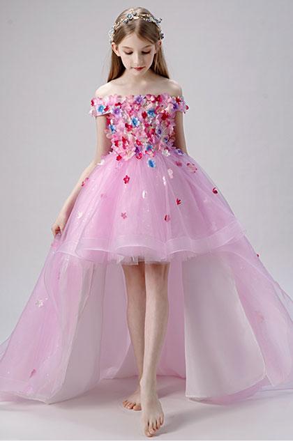 eDressit Princess Off Shoulder Flower Girl Dress (28203401)