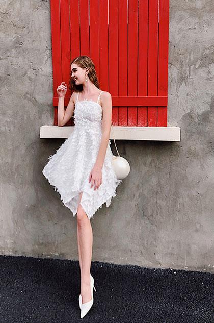 eDressit Spaghetti Short Cocktail Dress Party Dress (35198507)