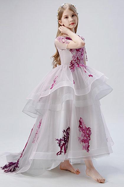 eDressit Multi-layer Children Wedding Flower Girl Dress (27207906)