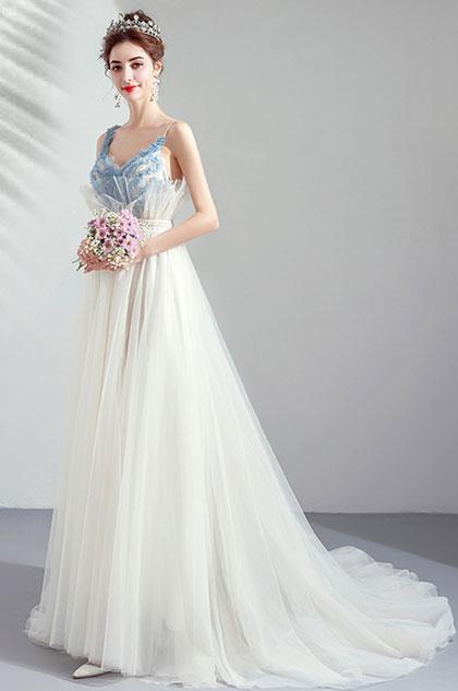 eDressit Unique Style Lace Flower Tulle Party Evening Dress (36221607)