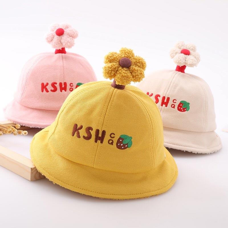 New Cute Flower Princess Baby Girl Hat (TC0012)