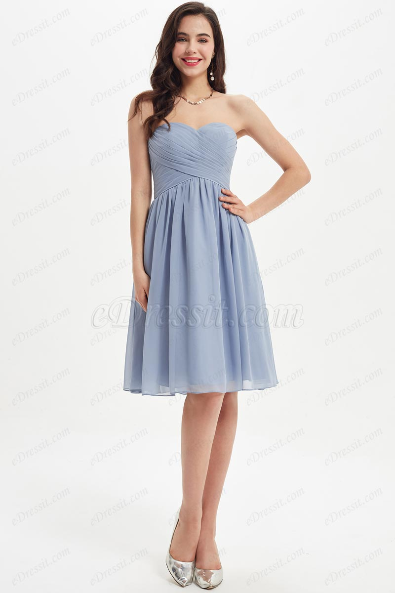 eDressit Corset Sweetheart Cocktail Bridesmaid Dress (07211932)