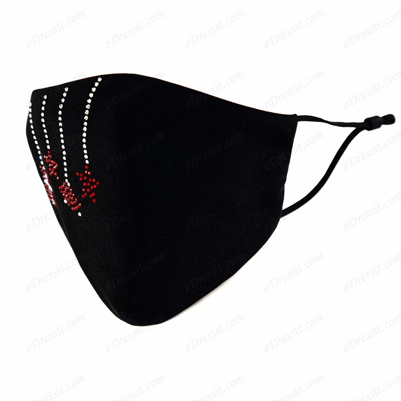 Fashion Reusable Washable and Adjustable Face Mask (Mask025)