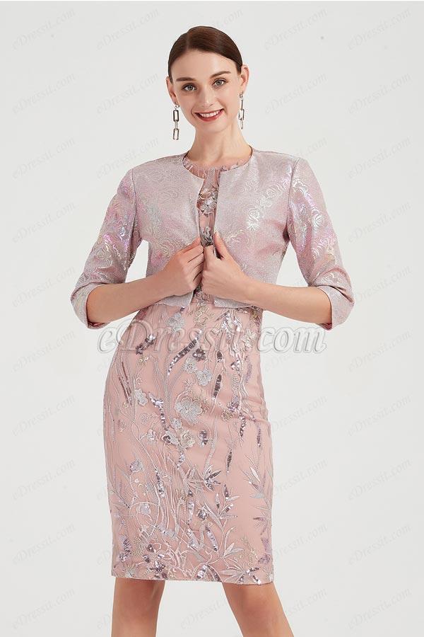 eDressit Elegant 2 Pieces Women Suits Mother of Bride Dress (26200646)