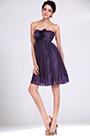 eDressit New Strapless Purple Bridesmaid Dress (07110806)
