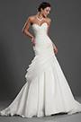 eDressit Anmutige Trägerlos und Süß Hochzeit Kleid (01121807)