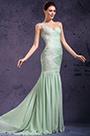 eDressit New Adorable One Shoulder & Sweetheart Light Green Evening Dress Prom Gown (02132004)