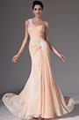 eDressit Lace One-Shoulder Sweetheart Prom Dress(00146501)