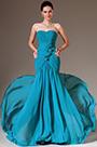 eDressit 2014 Nuevo Azul Sin Tirante Escote de Cariño Vestido de Fiesta Largo (00141011)