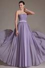 Simple Strapless Evening Dress Bridesmaid Dress (C07140306)