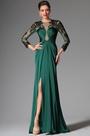 eDressit Dark Green Stylish Evening Prom Ball Gown (02148904)