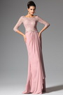 eDressit Pink Sleeves Mother of the Bride Dress (26147801)