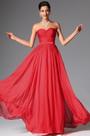 eDressit Red Simple Sweetheart Evening Dress Bridesmaid Dress (00148602)