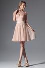 Flattering Off Shoulder Sequined Cocktail Dress Party Dress (04143810)