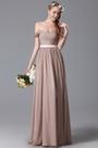 eDressit Simple Off Shoulder Bridesmaid Dress Evening Dress (07150546)