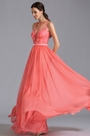 eDressit Sleeveless Coral Evening Dress Prom Dress (00155057)