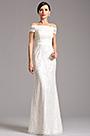eDressit Off Shoulder White Lace Evening Dress Formal Dress (X07153207)