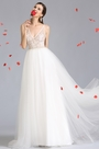 eDressit Plunging V Neck Wedding Prom Dress (01152407)