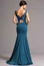 eDressit Sleeveless Embroidered Back Mermaid Evening Gown (00161805)