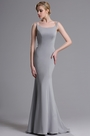 eDressit Grey Strapped Mermaid Evening Prom Dress (00163408)