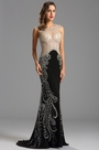 eDressit Fully Beaded Black Formal Gown Evening Dress (36160800)