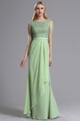 eDressit Green Mother of the Bride Dress with Lace Appliques (26162904)