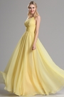 eDressit Halter Neck Yellow Evening Dress Bridesmaid Dress (07153903)