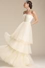 eDressit Strapless Layered Wedding Dress Bridal Gown (01150913)