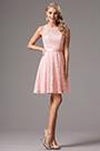 eDressit Pink Lace Party Dress Cocktail Dress (X07152601)