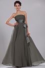 Simple Elegant Strapless Evening Dress (H00119208)