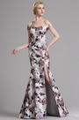 eDressit Off Shoulder Printed High Slit Prom Evening Dress (00163568)