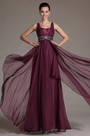 Stylish Beadings Evening Gown (C36142517)