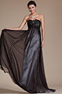 eDressit New Elegant Black Evening Dress Formal Gown (C00142700)