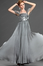 Sequin Grey Evening Dress Prom Dress (H00120108)