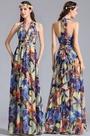 eDressit Convertible A Line Printed Dress Summer Holiday Dress (07150868)