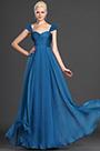 Elegant Strapless Lace Evening Dress (H00125605)