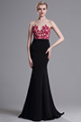 eDressit Illusion Neckline Sleeveless Mermaid Dress (00164300)
