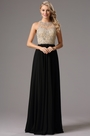eDressit Halter Neck Beaded Bodice Prom Dress Formal Gown (36161600)