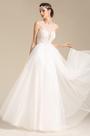 eDressit Graceful Sleeveless Embroidery Wedding Reception Dress (01151807)