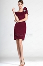 Graceful Short sleeves Mother of the Bride Dress (H26120517)