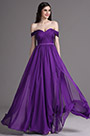 eDressit Purple Sweetheart High Slit Formal Evening Dress (00164906)