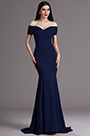 eDressit New Navy Blue Off Shoulder Mermaid Prom Evening Dress (00165205)