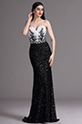 eDressit Beaded Strapless Lace Sweetheart Prom Party Dress (02165300)