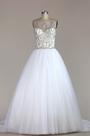 eDressit Sleeveless Beaded Mermaid Wedding Dress (F04014468)