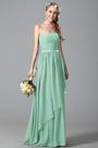 eDressit Strapless Green Bridesmaid Dress With Asymmetric Hem (07156304)