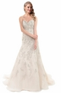 eDressit Strapless Sweetheart Mermaid Wedding Dress (F09413356)