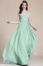 eDressit Fabulous Green One Shoulder Bridesmaid Dress (07151337)